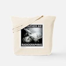 RADIOGRAPHING Tote Bag