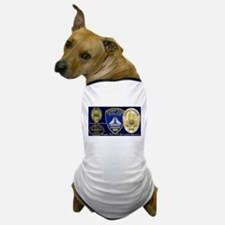 Compton PD History Dog T-Shirt