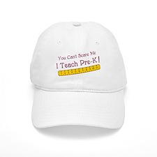 Teacher Pre-k Humor Baseball Cap