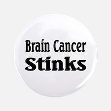 "Brain Cancer 3.5"" Button"