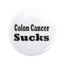 "Colon Cancer 3.5"" Button (100 pack)"