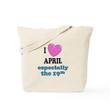 PH 4/19 Tote Bag