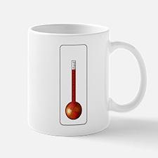 Global Warming Thermometer Mug