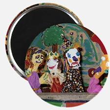 Puppet Show Magnet