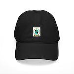 DERY Family Crest Black Cap