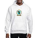DERY Family Crest Hooded Sweatshirt