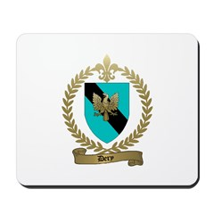 DERY Family Crest Mousepad