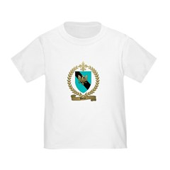 DERY Family Crest T