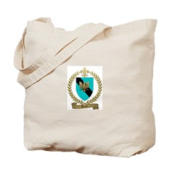 DERY Family Crest Tote Bag