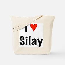 I love Silay Tote Bag