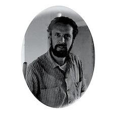 Jim Oval Ornament