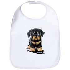 Rottweiler Puppy Bib