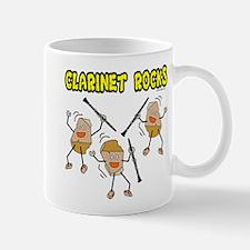 Clarinet Rocks Mug