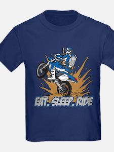 Eat, Sleep, Ride Motocross T