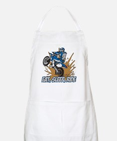 Eat, Sleep, Ride Motocross BBQ Apron