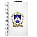 DESCHAMPS Family Crest Journal