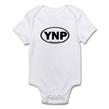 Yosemite National Park Infant Bodysuit