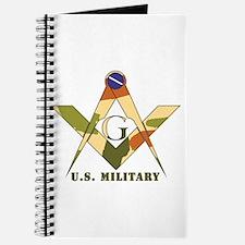 Military Free Mason Journal