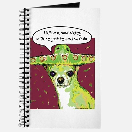 Killer Chihuahua Journal
