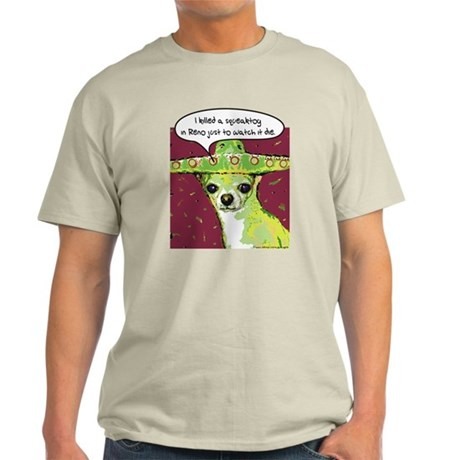 Killer Chihuahua Light T-Shirt
