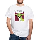 Chihuahua Mens White T-shirts