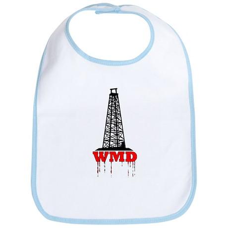 No Blood for Oil, WMD Bib