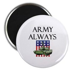"""Army Always 2.25"""" Magnet (10 pack)"""