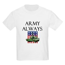 Army Always T-Shirt