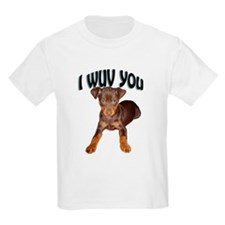 minpin puppy T-Shirt