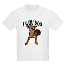 minpin puppy T-Shirt