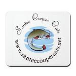 Santee Cooper Cats Mousepad