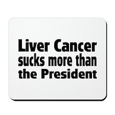 Liver Cancer Mousepad