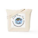 SCC Club Double logo Tote Bag