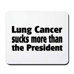 Lung Cancer Mousepad