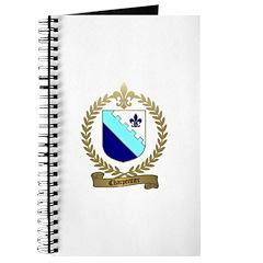 CHARPENTIER Family Crest Journal