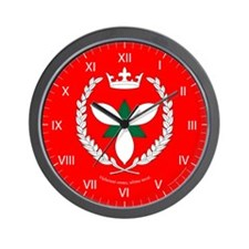 Kingdom of Ealdormere Wall Clock