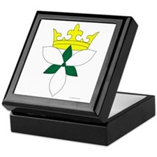 Queen of Ealdormere Keepsake Box