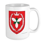 King of Ealdormere Large Mug