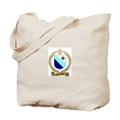 CHARPENTIER Family Crest Tote Bag