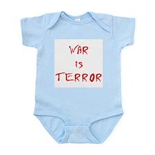 War is terror Infant Creeper
