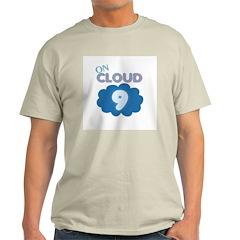On Cloud Nine Ash Grey T-Shirt