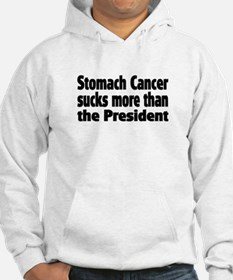 Stomach Cancer Hoodie