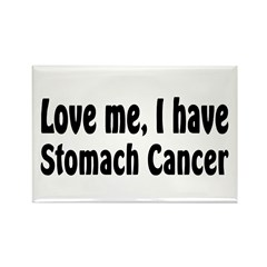 Stomach Cancer Rectangle Magnet (10 pack)