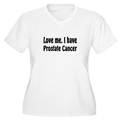 Prostate Cancer T-Shirt