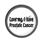 Prostate Cancer Wall Clock