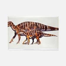 Iguanodon Jurassic Dinosaur Rectangle Magnet