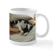 Tuxedo Cat Small Mug