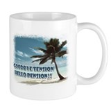Retirement Small Mugs (11 oz)