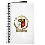 CHENET Family Crest Journal