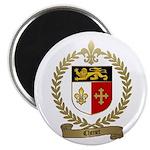 CHENET Family Crest Magnet